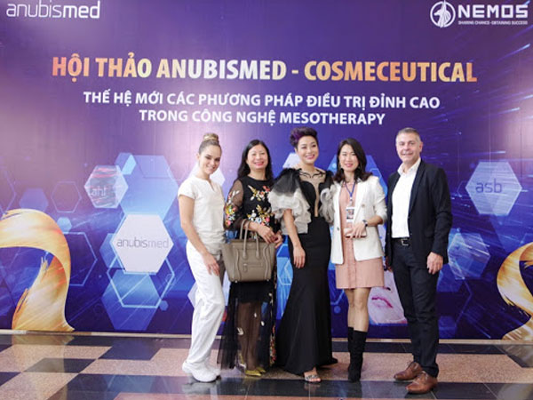 Hội thảo Anubimed Cosmeceutical